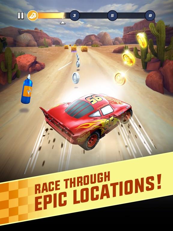Cars: Lightning League Screenshots