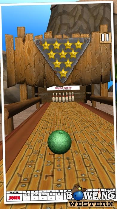 Bowling Western screenshot two
