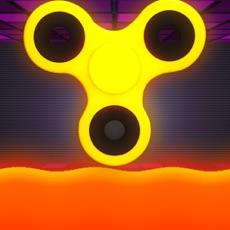 Activities of Fidget Spinner Wheel Arcade Game The Floor is Lava