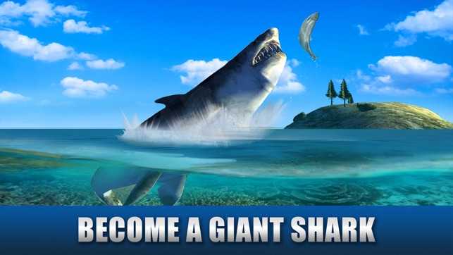 Megalodon shark attack simulator on the app store screenshots altavistaventures Image collections