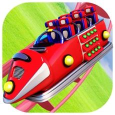 Activities of Fantasy World Roller Coaster Simulation 3D
