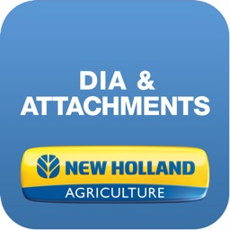 New Holland Agriculture - Attachments & DIA