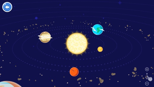 Star Walk Kids - Атлас космоса Screenshot