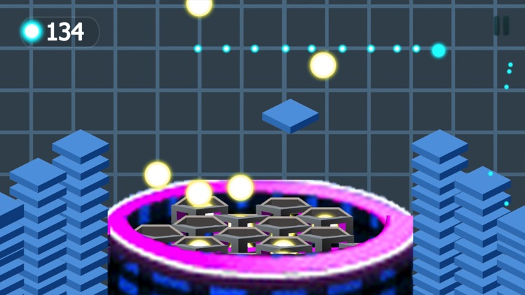 Crossing Jump Rolling Ball screenshot-3