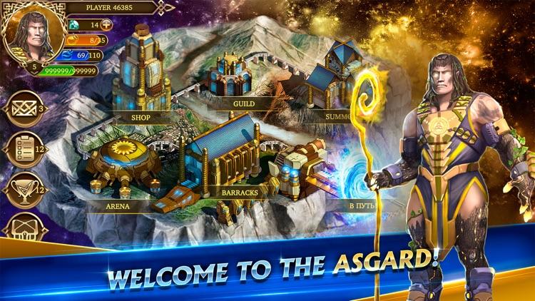 Heroes of Midgard: PVP-Arena screenshot-4