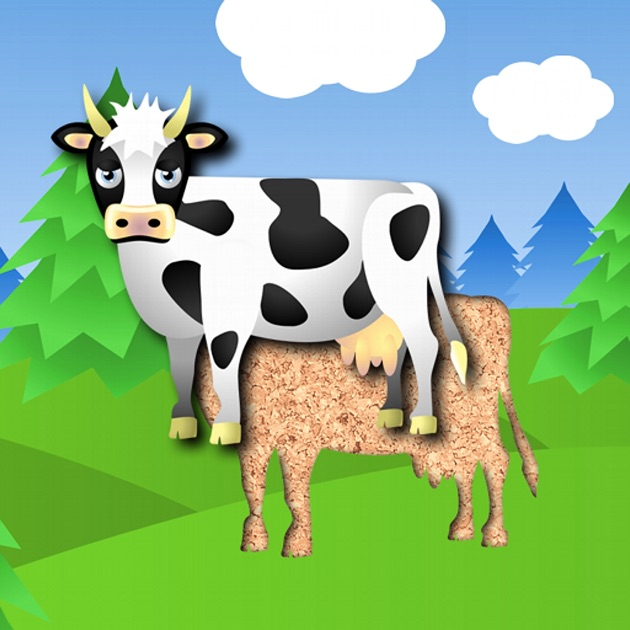 animal puzzle for toddlers on the app store - Animal Pictures For Toddlers