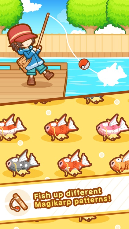 Pokémon: Magikarp Jump screenshot-3