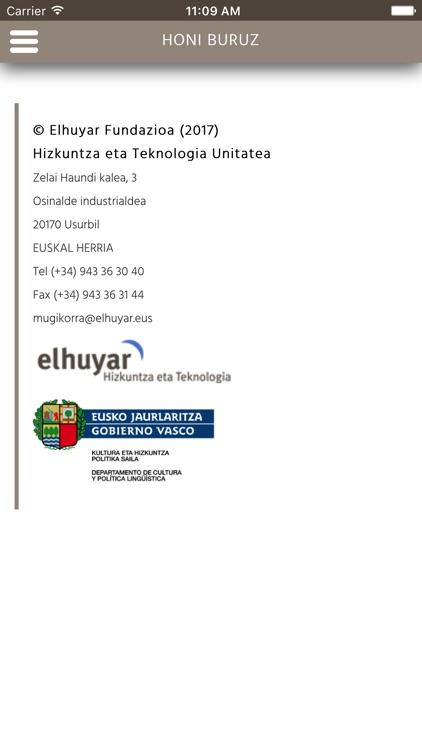 Elhuyar Hiztegiak screenshot-4