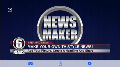 News Maker - Create The News app image