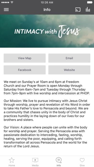 Freedom Church Pensacola screenshot 3
