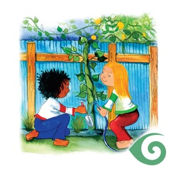 Milly, Molly & the Runaway Bean-Simplified Chinese