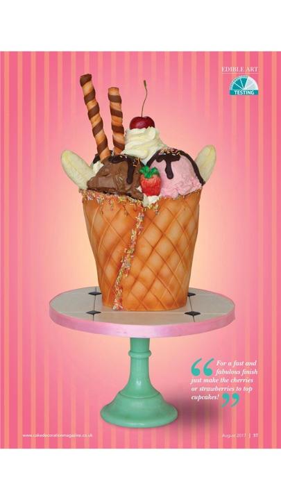 Cake Decoration J D O O : Cake Decoration & Sugarcraf Magazine Wiki Reviews ...