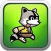 Jumping Raccoon