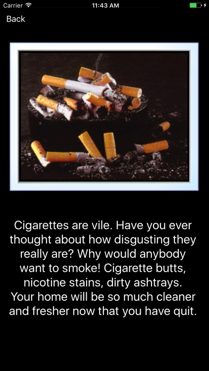 Quit Smoking - My Last Cigarette screenshot-2