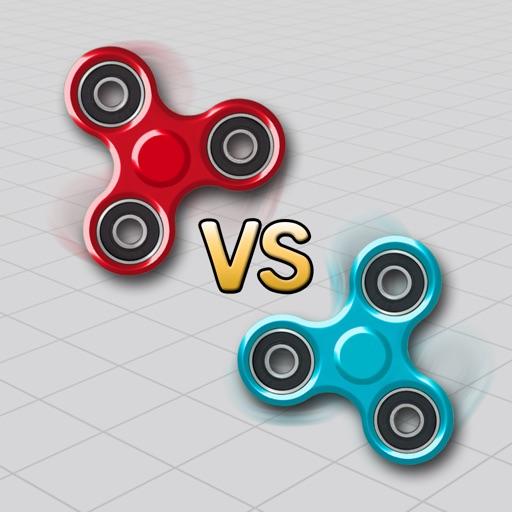 Fidget Spinner Battle by RPG