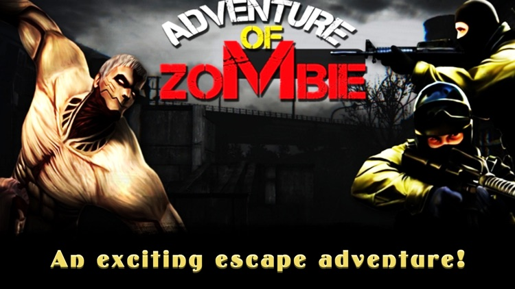 Adventure of Zombie screenshot-0