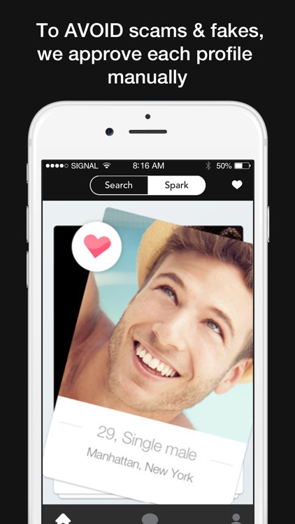 how to use pure dating app