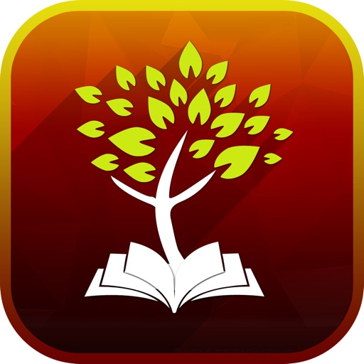 Hungarian Holy Bible with Illustrations app logo