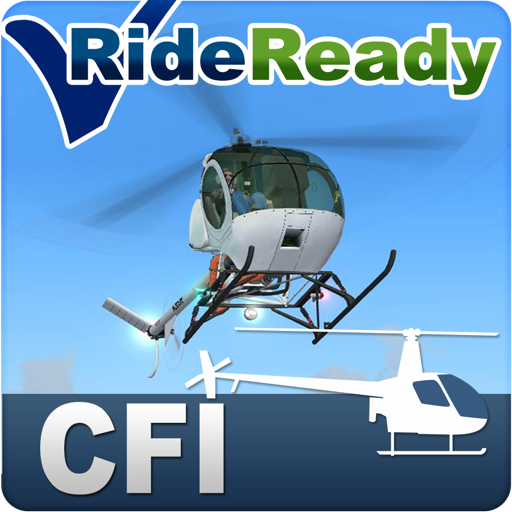 RideReady Certfied Flight Instructor Helicopter
