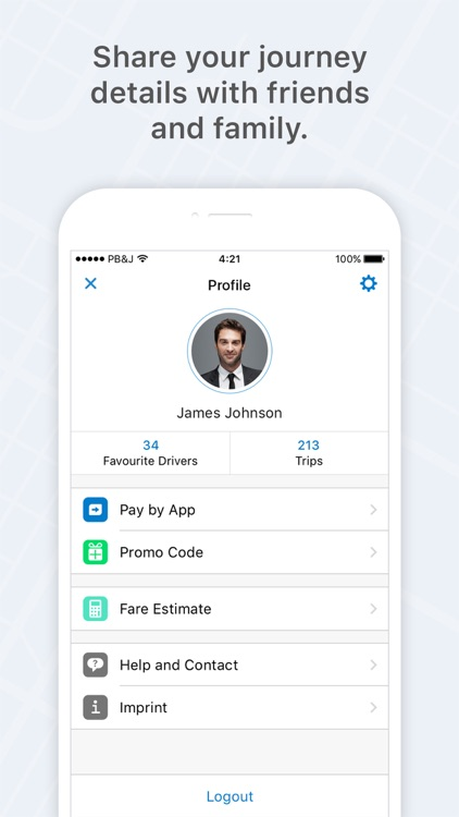 mytaxi - The Taxi App screenshot-3