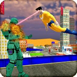 City Battle Super Hero – Crime Fight 3D Adventure