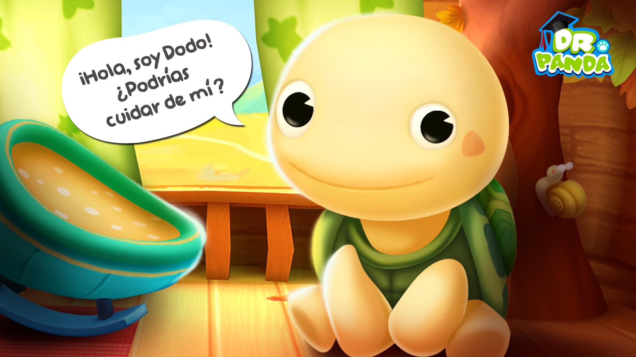 Dr. Panda y la Casa de Dodo Screenshot