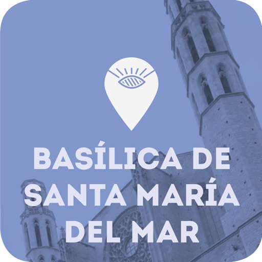 Basilica of Santa María del Mar in Barcelona