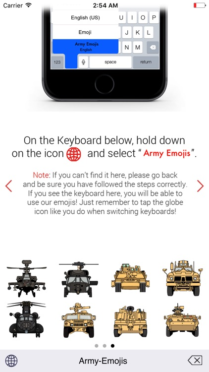 Army and Military Emojis and Stickers screenshot-3