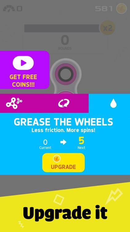 Fidget Spinner-Toy Collector screenshot-3