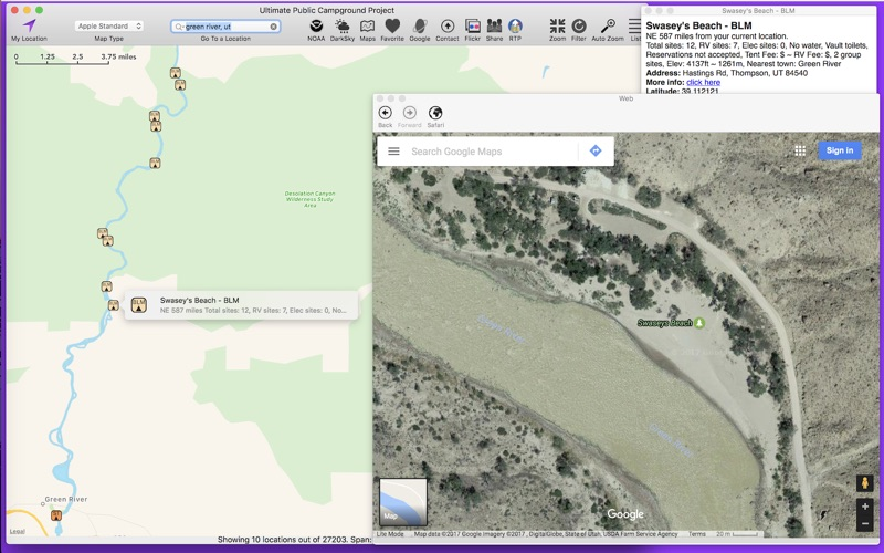 Ultimate Campground Project for Mac