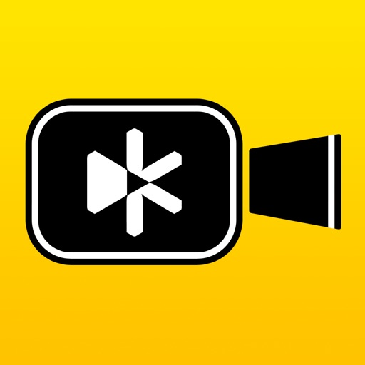 Kinomatic - Pro Video Camera iOS App