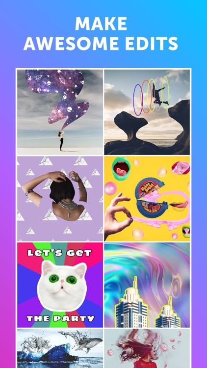 PicsArt Gif & Sticker Maker screenshot-3