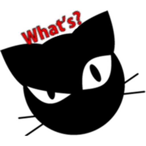 Black Cat Emoji Catmoji Sticker