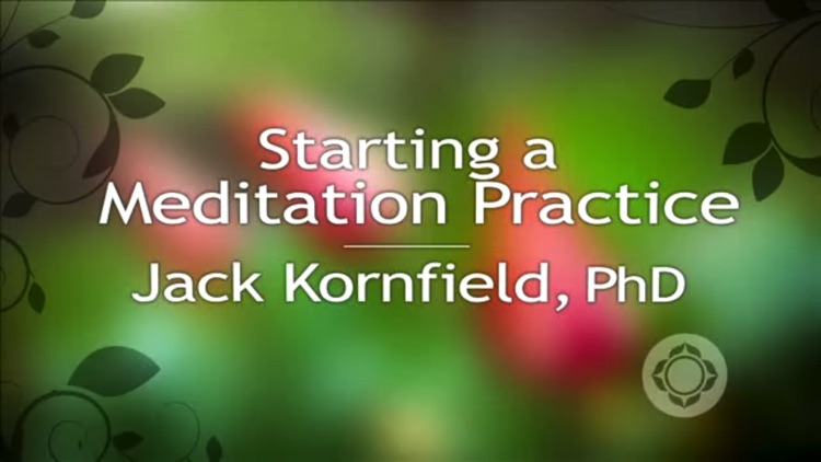 Guided Meditation - Jack Kornfield screenshot-3