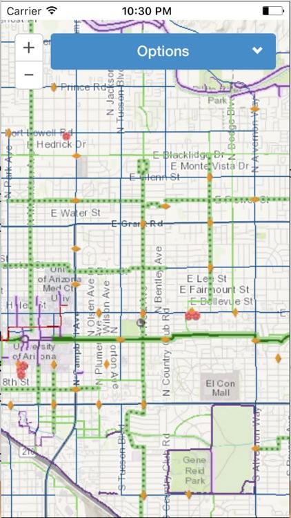 Tucson Bikeways