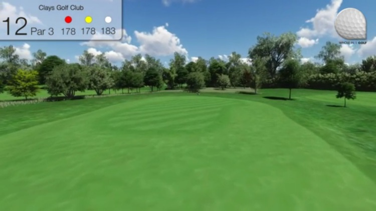 Clays Golf Club screenshot-4