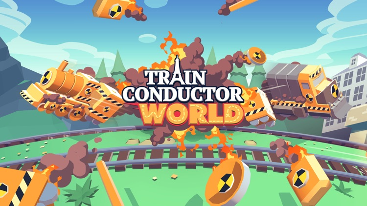 Train Conductor World - Rail Tycoon Game screenshot-4