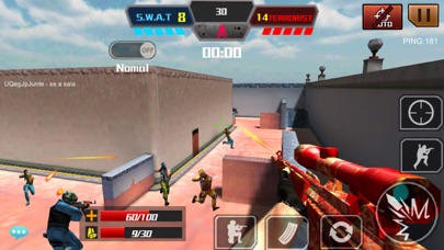 Sniper 3D Gun - Multiplayer Shooting Games screenshot one