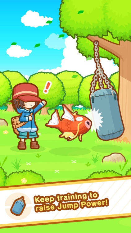 Pokémon: Magikarp Jump screenshot-1