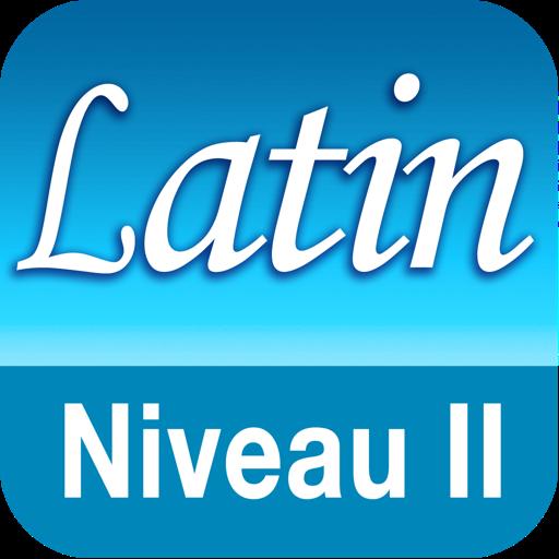Latin étude de la langue II