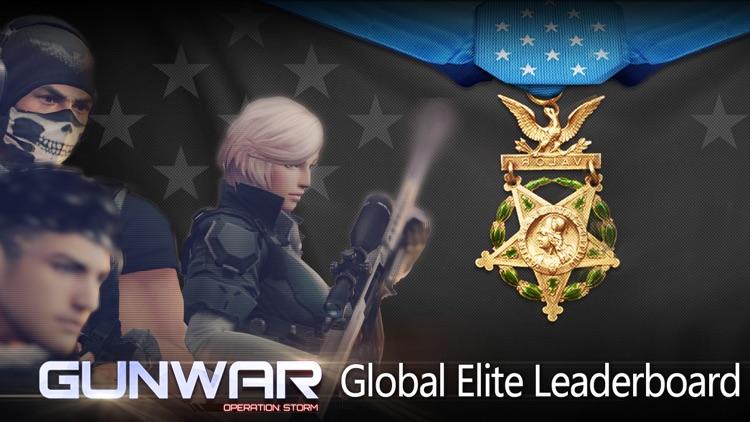 Gun War - Shooting Games screenshot-3