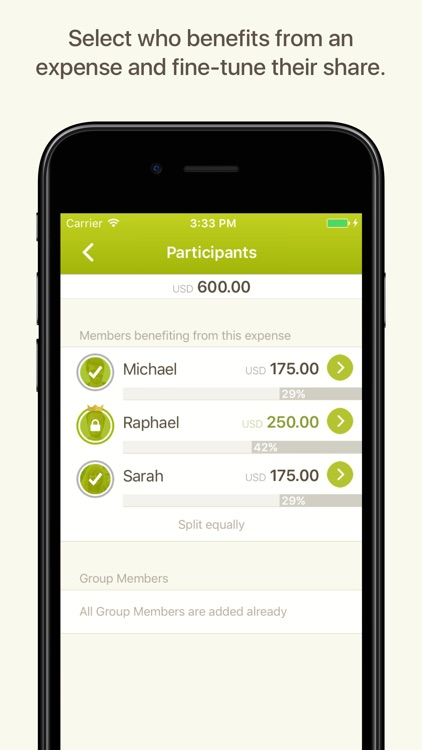 Splittr - Split expenses with friends screenshot-4