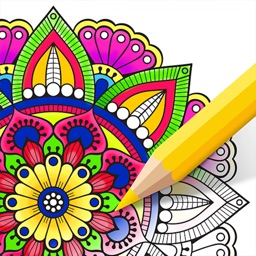 Rest Color - Adult Coloring Book 2017