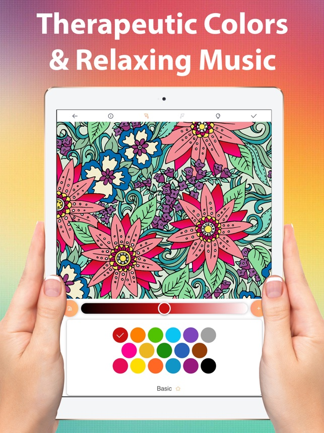 Color Matters Adult Coloring On The App Store