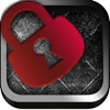 Lock Screen Maker with Grunge Frame Style Pro