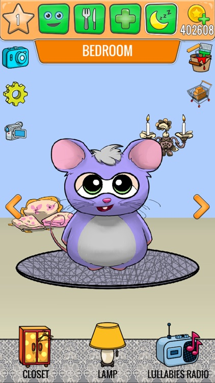 My Talking Cat - Virtual Pet Games For Kids screenshot-4