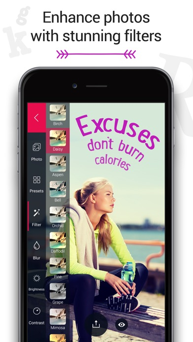 download Fontmania - Write on Photos apps 4