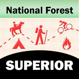 Superior National Forest – GPS Offline Navigator