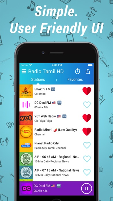Radio Tamil HD by The BlueWave AppFactory (iOS, United