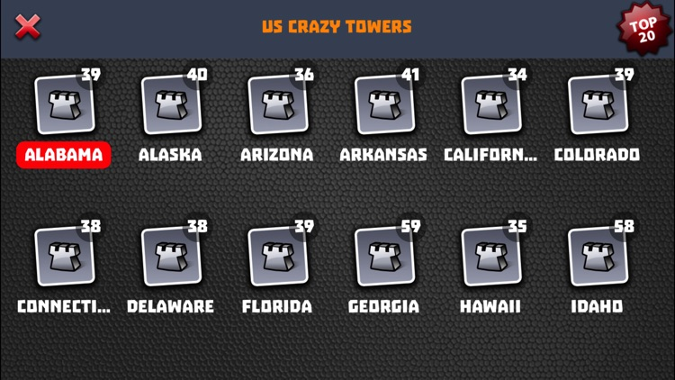 Six Towers Plus